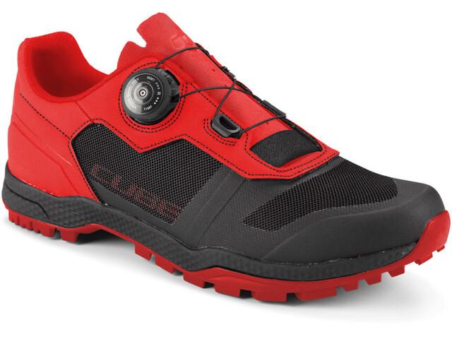 Cube ATX Lynx Pro Zapatillas, black'n'red